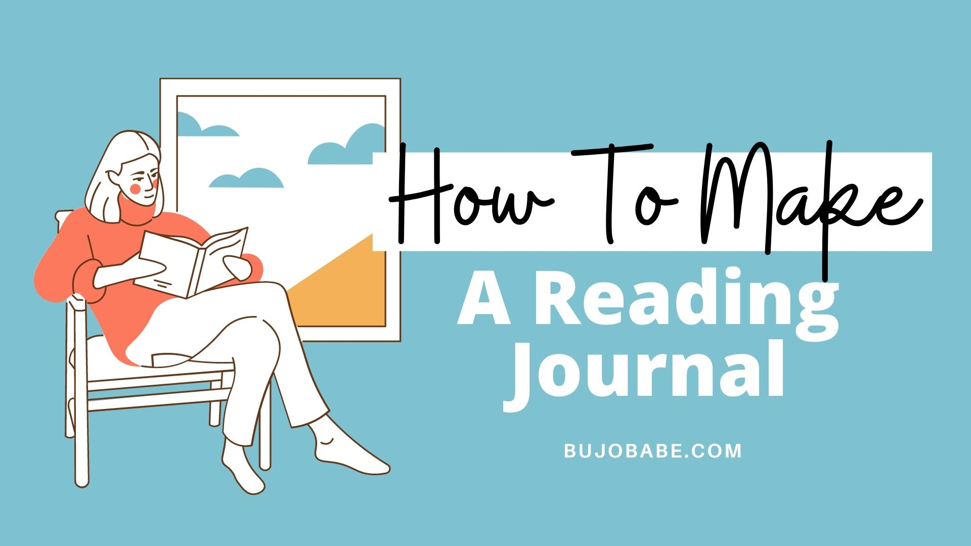 how to make a reading journal