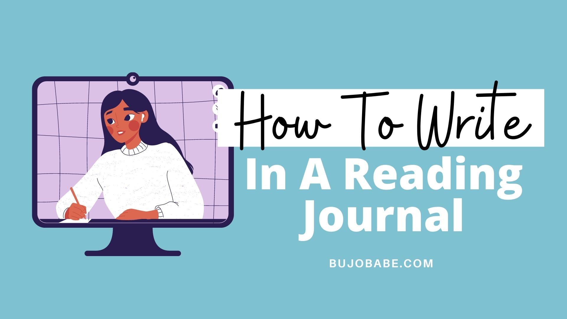how to write in a reading journal, reading journal prompts