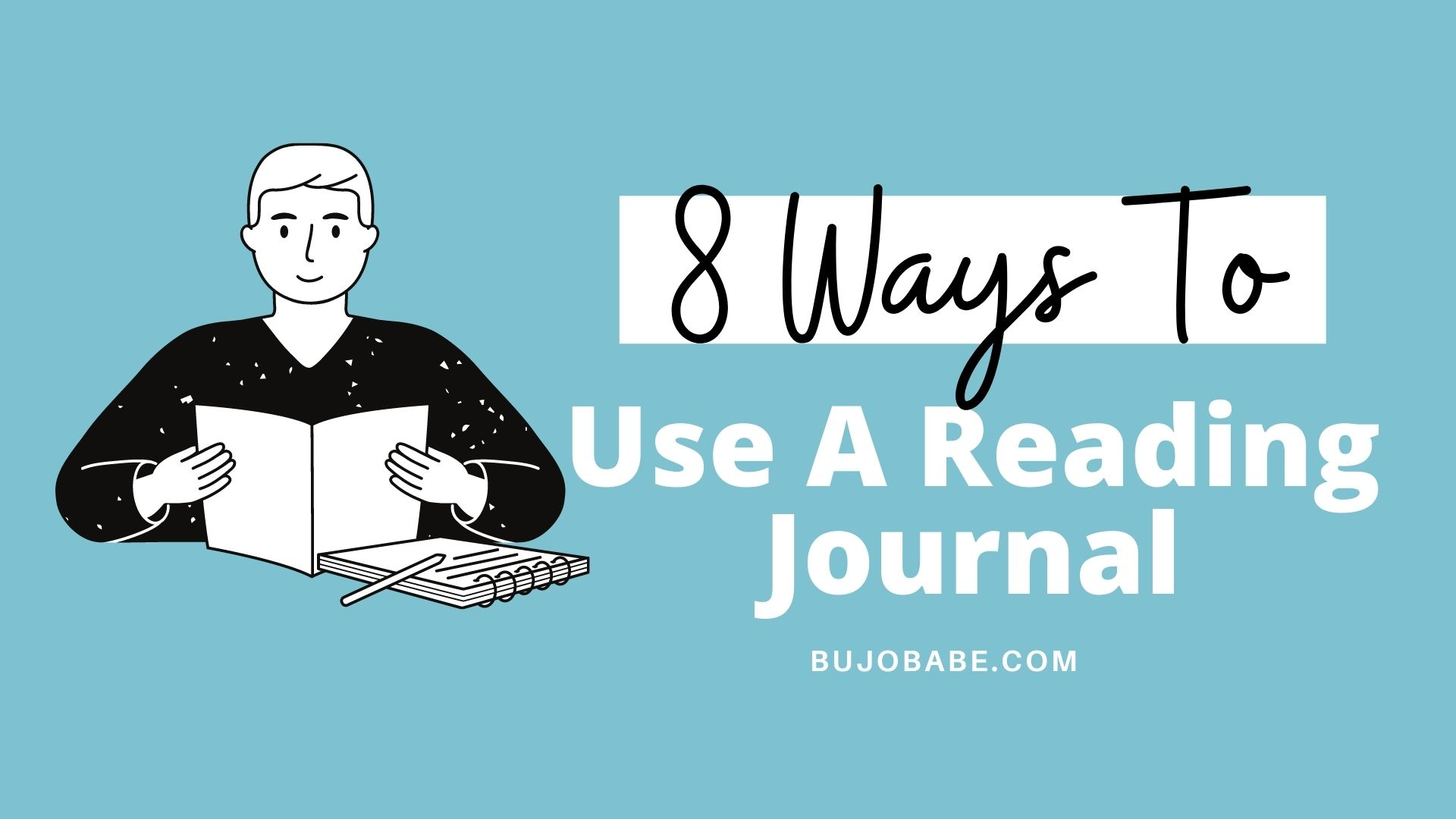 ways to use a reading journal