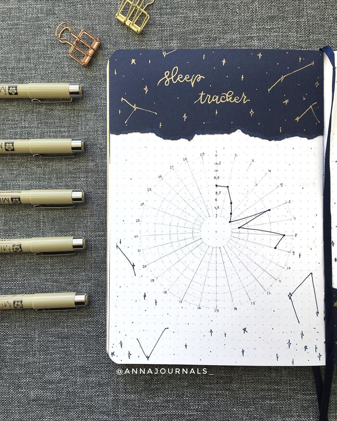 Bullet Journal Sleep Tracker Ideas, Bujo Sleep Trackers, Bullet Journal Sleep Spreads
