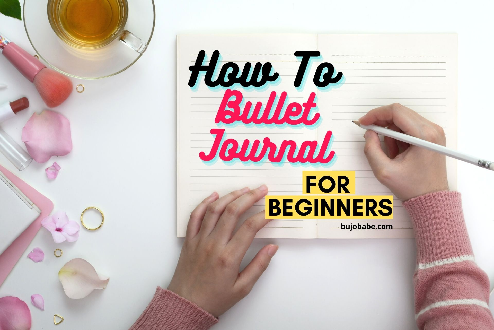 how to bullet journal for beginners