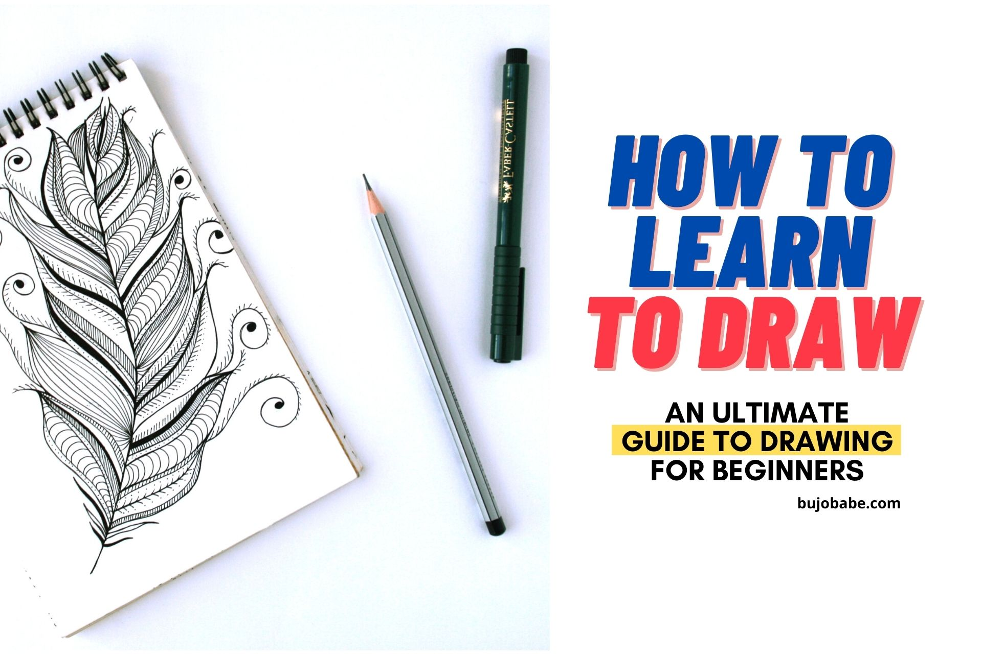 how to learn to draw, learning to draw, drawing guide
