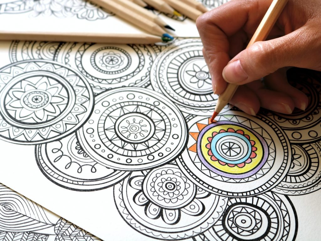 mandala pattern for journal