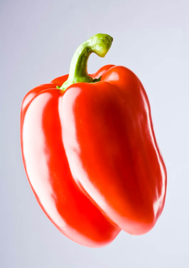 red pepper drawing reference