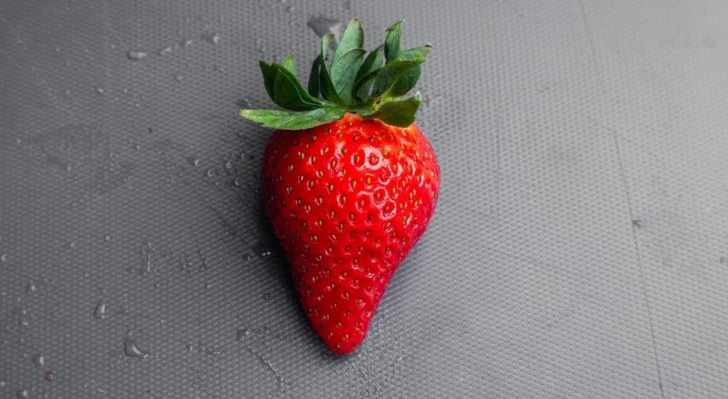Strawberry Drawing Reference