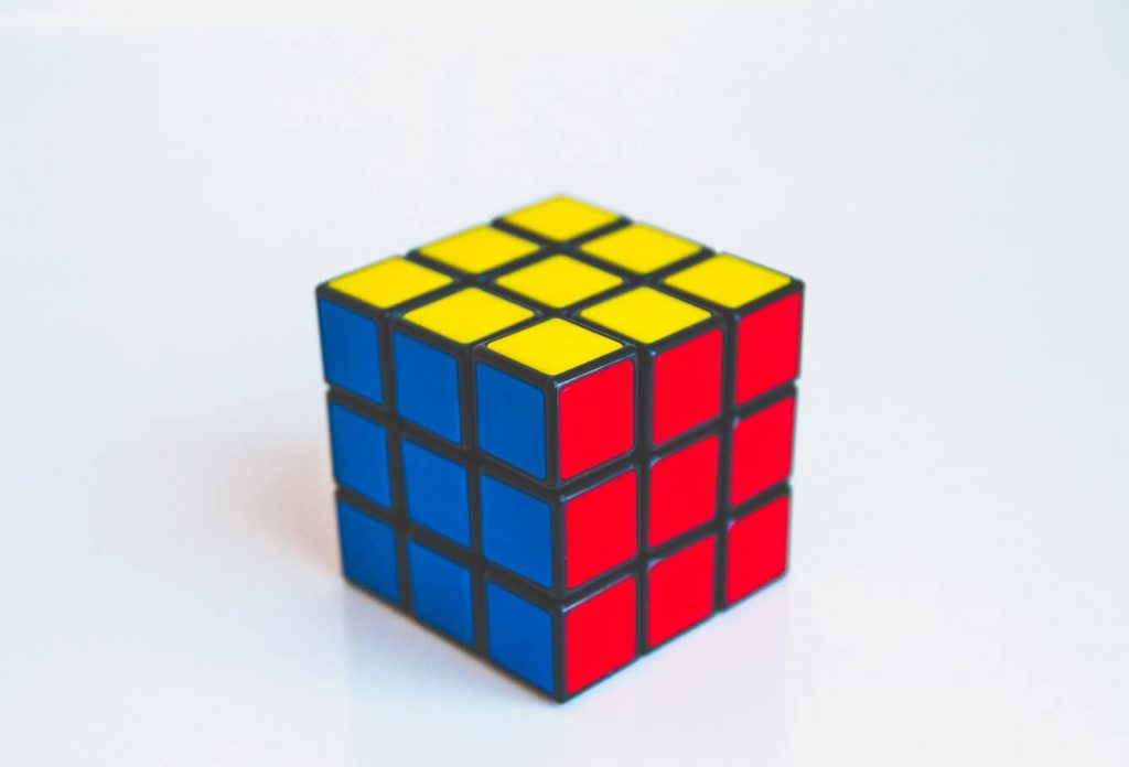 Cube Drawing Reference