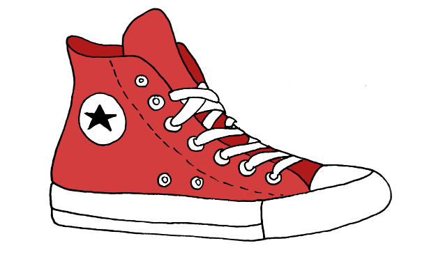 how to draw a shoe step 11