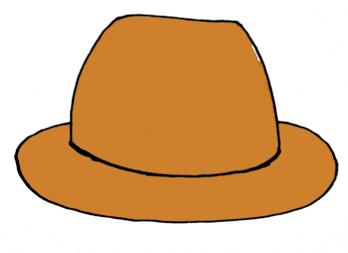How To Draw A Hat Step 6