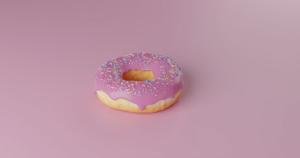 Donut Drawing Reference